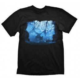 DRAGON AGE INQUISITION DRAGON MIST TSHIRT L