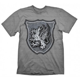 Coperta DRAGON AGE INQUISITION GREY WARDEN TSHIRT L