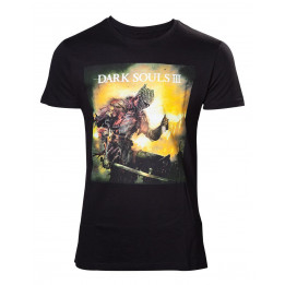 Coperta DARK SOULS 3 MEN TSHIRT XL