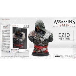Coperta ASSASSINS CREED REVELATIONS EZIO BUST