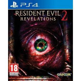 Coperta RESIDENT EVIL REVELATIONS 2 - PS4