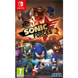 Coperta SONIC FORCES - SW