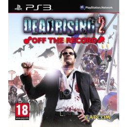 Coperta DEAD RISING 2 OFF THE RECORD - PS3