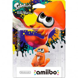 Coperta AMIIBO ORANGE SQUID (SPLATOON)