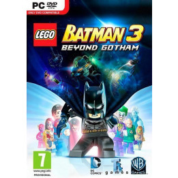 Coperta LEGO BATMAN 3 BEYOND GOTHAM - PC