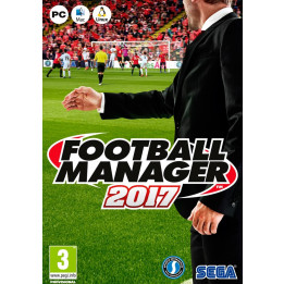 Coperta FOOTBALL MANAGER 2017 - PC
