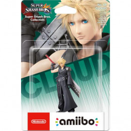 Coperta AMIIBO CLOUD NO 58 (SUPER SMASH)