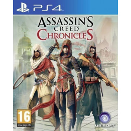 Coperta ASSASSINS CREED CHRONICLES - PS4