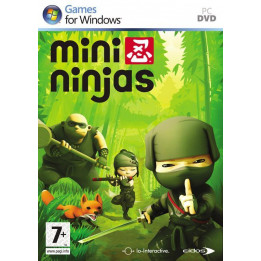 Coperta MINI NINJAS EXPORT - PC
