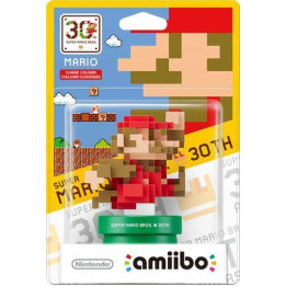 Coperta AMIIBO MARIO 30TH ANNIV. CLASSIC COLOURS
