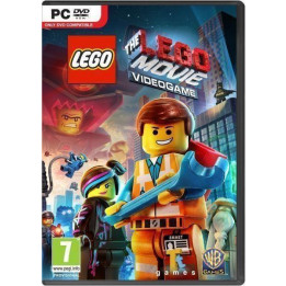 Coperta LEGO MOVIE GAME - PC