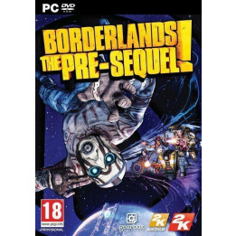 Coperta BORDERLANDS THE PRE-SEQUEL - PC