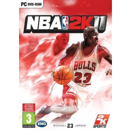 Coperta NBA 2K11 - PC