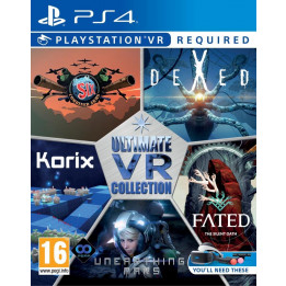 Coperta ULTIMATE VR COLLECTION (VR) - PS4