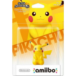 Coperta AMIIBO PIKACHU NO. 10 (SUPER SMASH)