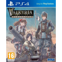 Coperta VALKYRIA CHRONICLES LIMITED EDITION - PS4