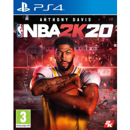 Coperta NBA 2K20 - PS4