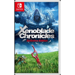 Coperta XENOBLADE CHRONICLES DEFINITIVE EDITION - SW