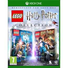 Coperta LEGO HARRY POTTER COLLECTION - XBOX ONE