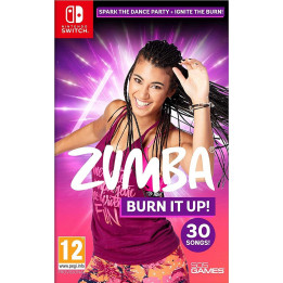 Coperta ZUMBA BURN IT UP - SW