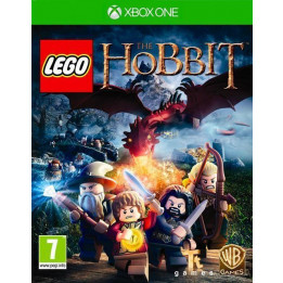 Coperta LEGO THE HOBBIT - XBOX ONE