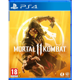 Coperta MORTAL KOMBAT 11 - PS4