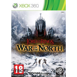 Coperta LORD OF THE RINGS WAR IN THE NORTH - XBOX360