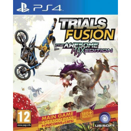 Coperta TRIALS FUSION THE AWESOME MAX EDITION - PS4