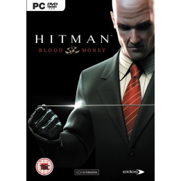 Coperta HITMAN BLOOD MONEY - PC