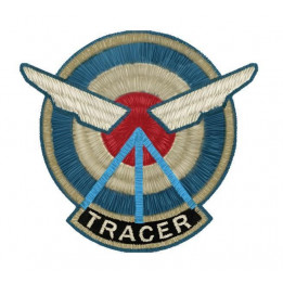 Coperta OVERWATCH PATCH TRACER