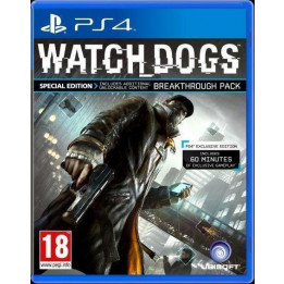 Coperta WATCH DOGS D1 EDITION - PS4