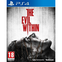 Coperta THE EVIL WITHIN - PS4