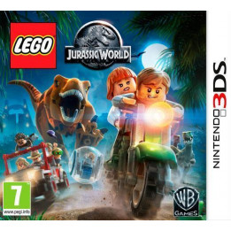 Coperta LEGO JURASSIC WORLD - 3DS