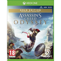 Coperta ASSASSINS CREED ODYSSEY GOLD EDITION - XBOX ONE