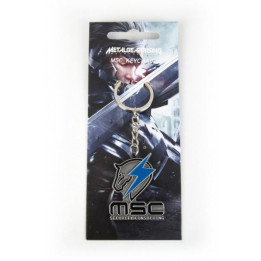 Coperta METAL GEAR RISING MAVERICK SECURITY KEYCHAIN