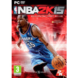 Coperta NBA 2K15 (CODE IN A BOX) - PC