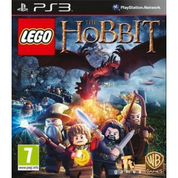 Coperta LEGO THE HOBBIT ESSENTIALS - PS3