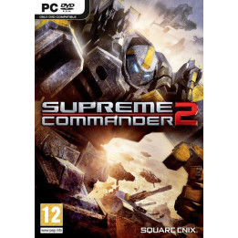 Coperta SUPREME COMMANDER 2 (CU HARTI) - PC