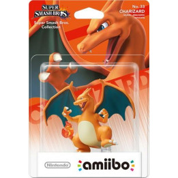 Coperta AMIIBO CHARIZARD NO.33 (SUPER SMASH)