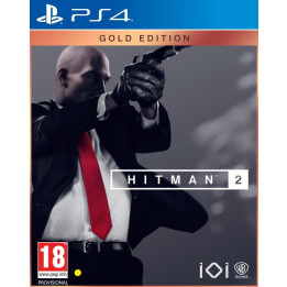 Coperta HITMAN 2 GOLD EDITION - PS4