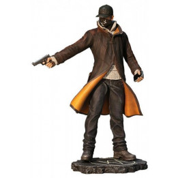 Coperta WATCH DOGS AIDEN PEARCE PVC STATUE
