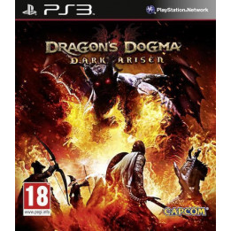 Coperta DRAGONS DOGMA DARK ARISEN - PS3