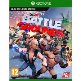 Coperta WWE 2K BATTLEGROUNDS - XBOX ONE