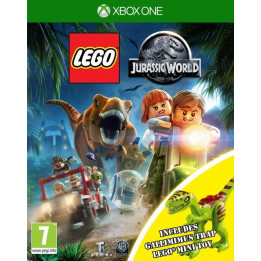 Coperta LEGO JURASSIC WORLD TOY EDITION - XBOX ONE