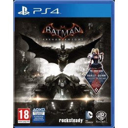 Coperta BATMAN ARKHAM KNIGHT - PS4
