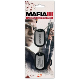 Coperta MAFIA 3 LINCOLN CLAY DOG TAGS