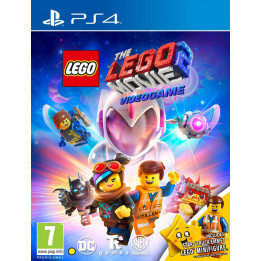 Coperta LEGO MOVIE GAME 2 TOY EDITION - PS4