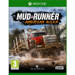 Coperta MUDRUNNER AMERICAN WILDS EDITION - XBOX ONE