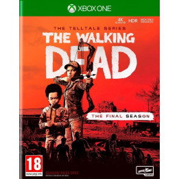 Coperta TELLTALE THE WALKING DEAD SEASON 4 - XBOX ONE