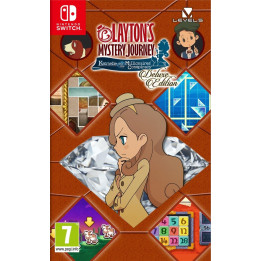 Coperta LAYTONS MYSTERY JOURNEY KATRIELLE AND THE MILLIONAIRES CONSPIRACY DELUXE EDITION - SW
